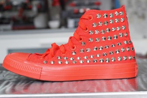 all star rossa borchiata
